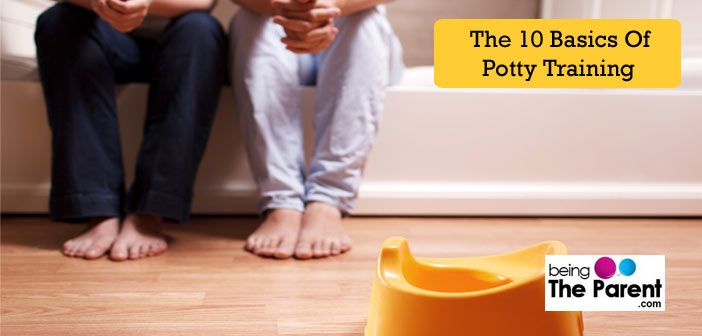 Basics of Potty Training