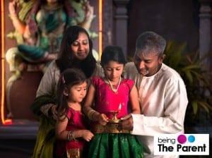 Traditioanl Indian Parenting