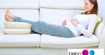 Sitting-correctly-during-pregnancy