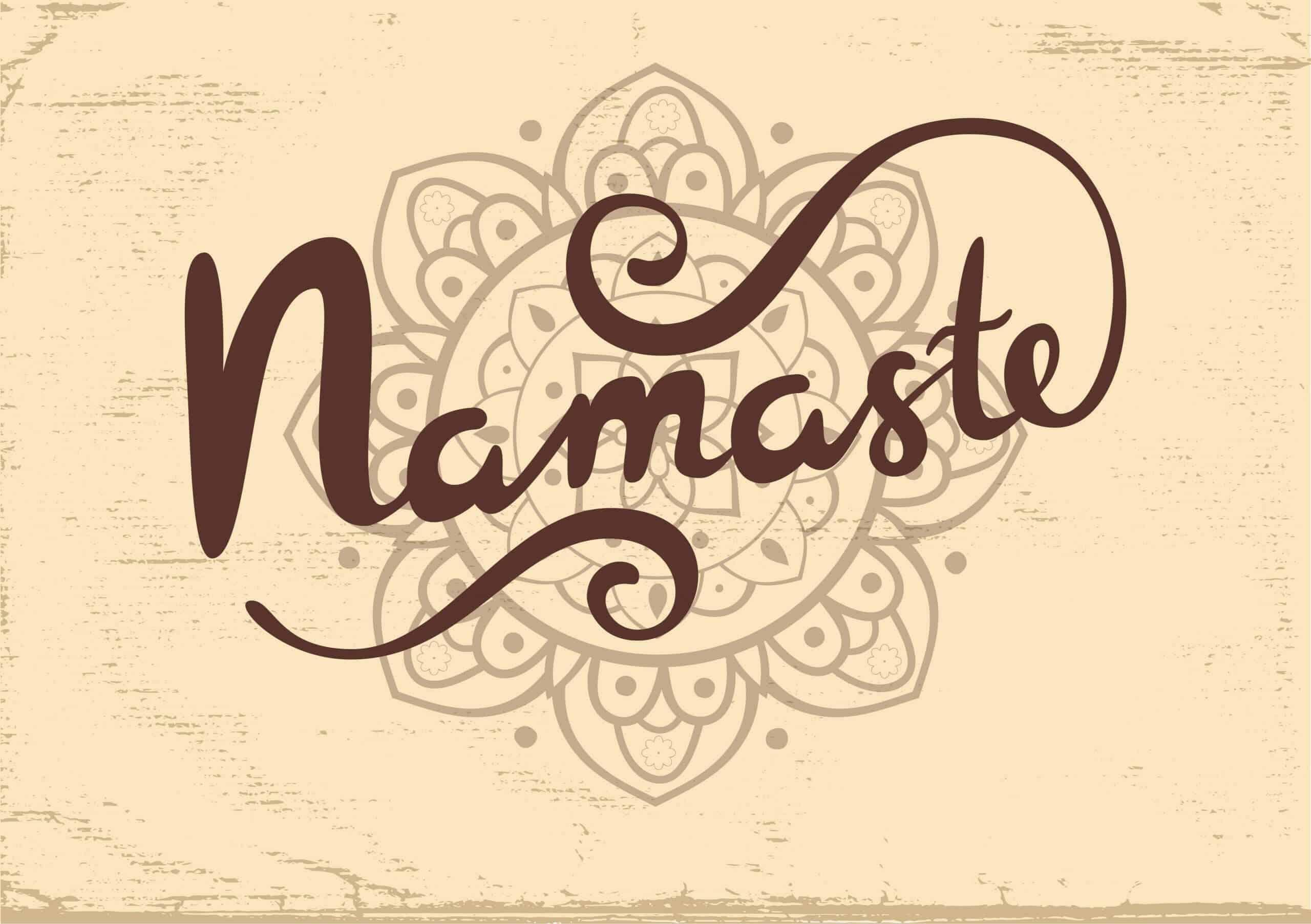 """Why Say """"Namaste""""?"""