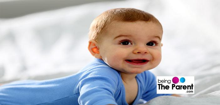 Development of baby