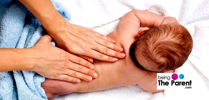 Choosing The Right Massaging Oil For Your Baby | Being The Parent