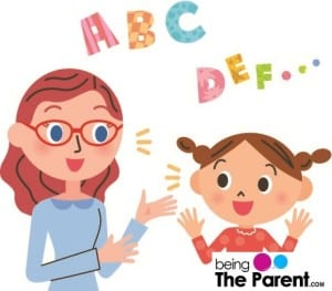 Teaching ABC To Toddlers