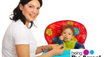Preparing Baby Food