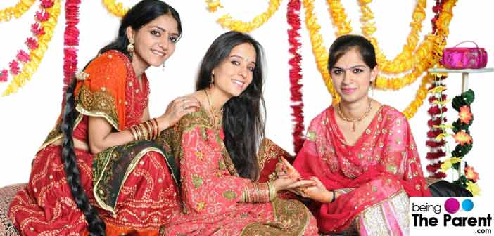 Baby Shower Ideas Indian Godh Bharai Celebration Ideas Being The