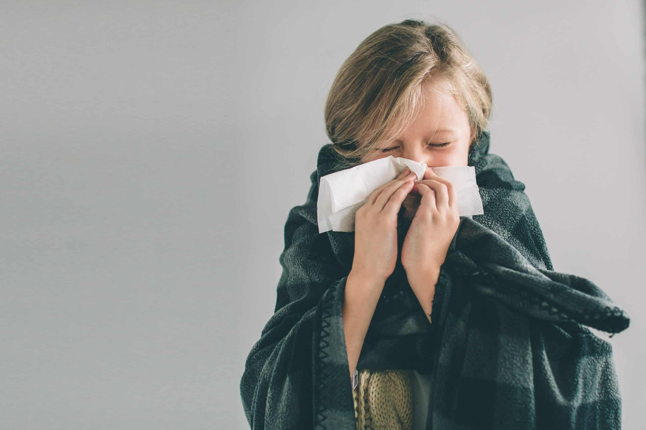 Common Cold – Symtopms, Medical and Home Remedies