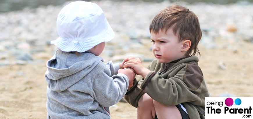 Does Your Child Hit Other Children Being The Parent