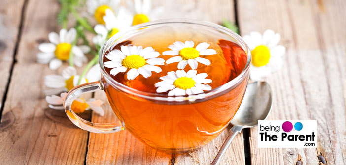 Chamomile tea in pregnancy