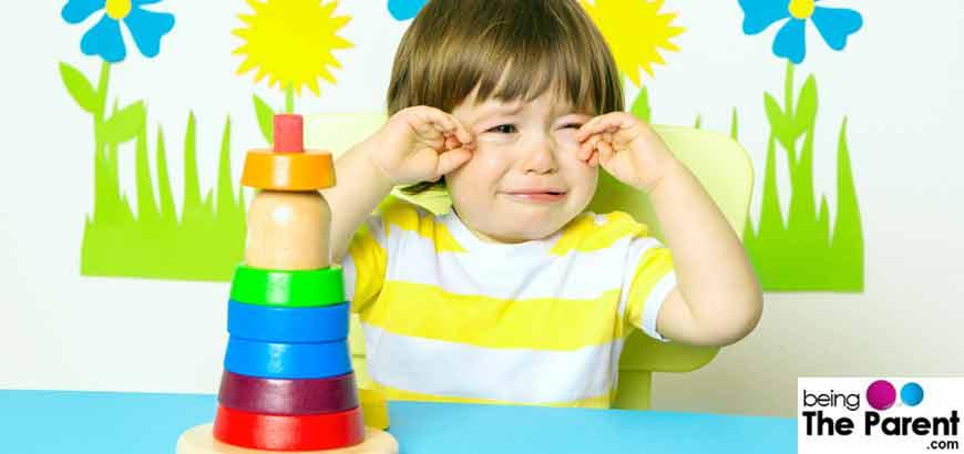 Egocentric-toddler