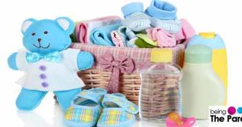 Daycare bag
