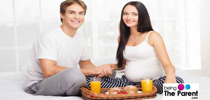 compulsive eating during pregnancy