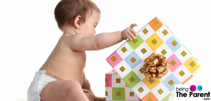 Gifting a Toddler
