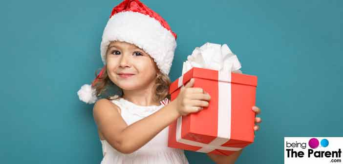 Gifting a 3-5 year old