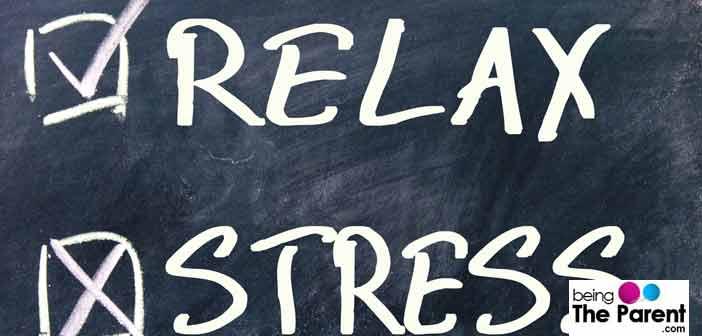 Keep stress at bay