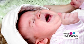 Restless newborn