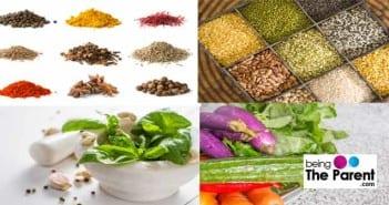 Indian foods that boost breastmilk