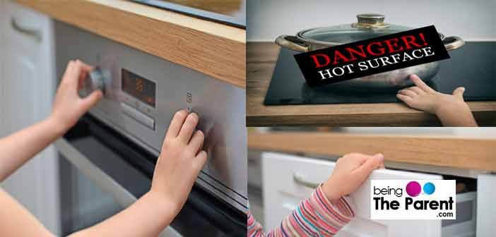 kitchen safety basics for kids | being the parent