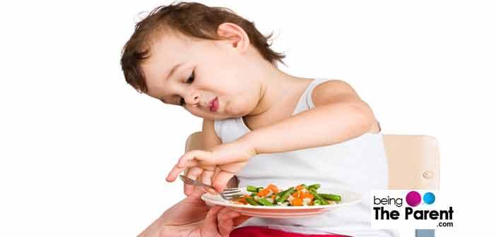 Toddler hates vegetables