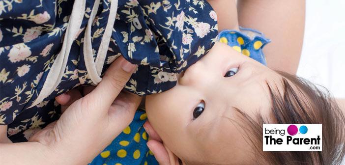 Breastfeeding Discomfort
