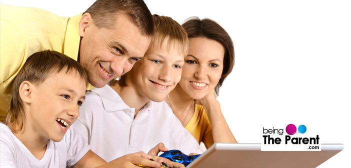 Family Bonds over games