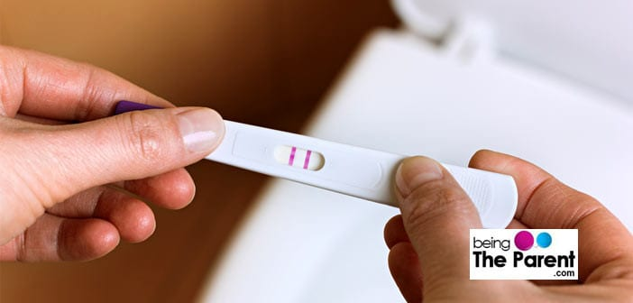 6 Common Home Pregnancy Test Kit In India Being The Parent