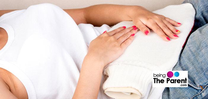 Hot Water Bag in Cramps