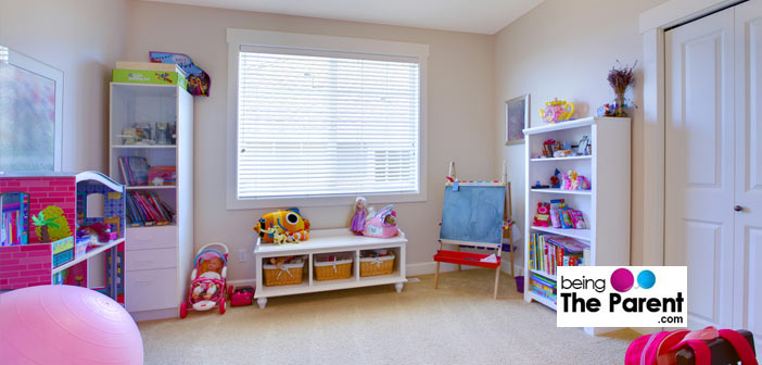 Girls Room Playarea