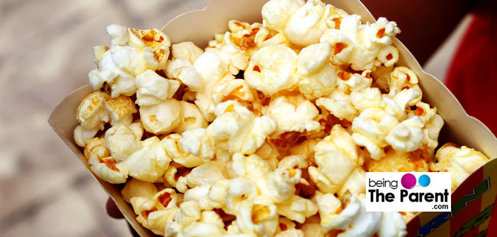Popcorn is unhealthy