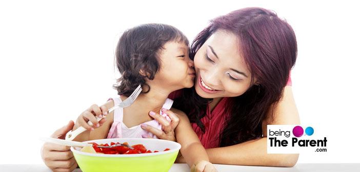 Ensure a healthy diet