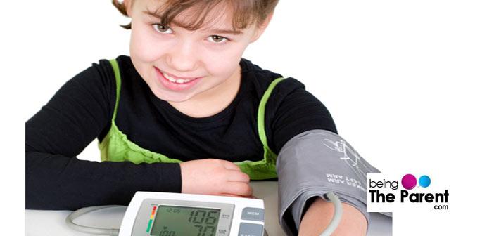 Hypertension in kids