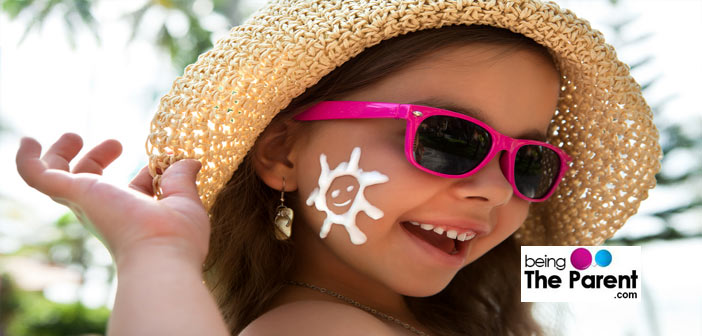 Keeping kids sun safe