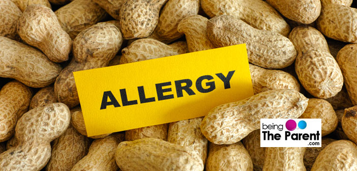 Nuts and Peanuts Allergies In Children | Being The Parent