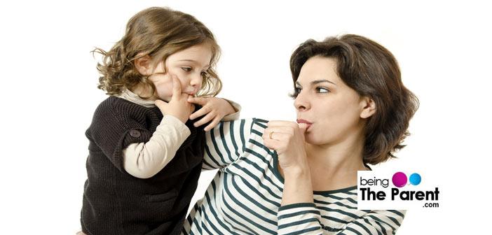 Prolonged Thumb Sucking in children