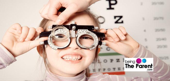 Regular Eye Check Up