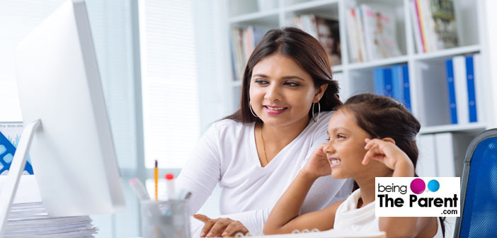 15 Tips For Working Mothers To Help Their Children Study