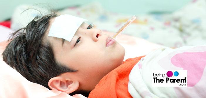 Dengue In Children - Symptoms, Diagnosis and Treatment