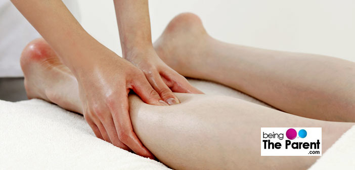 Massage for swelling