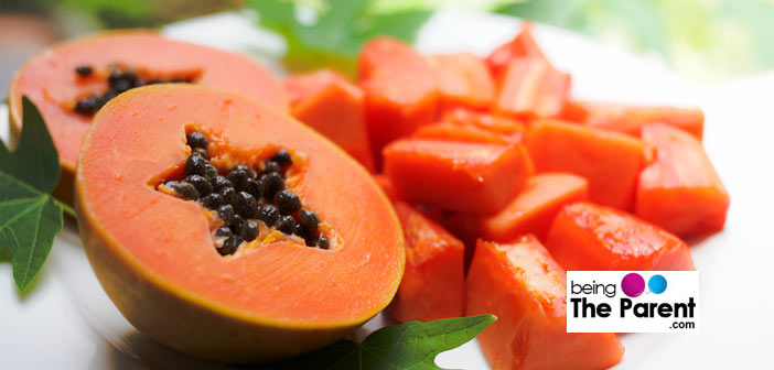What Are The Benefits Of Eating Papaya During Breastfeeding Being The Parent