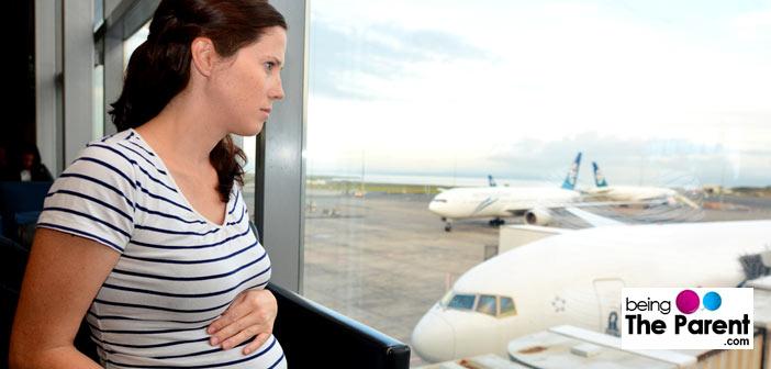 Travelling in pregnancy