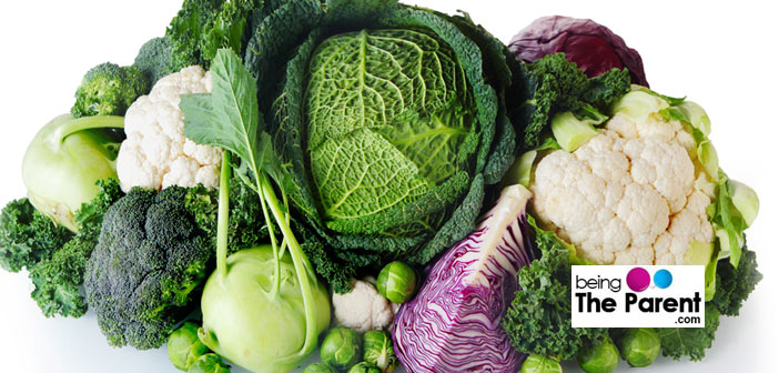 Is cabbage a gassy food