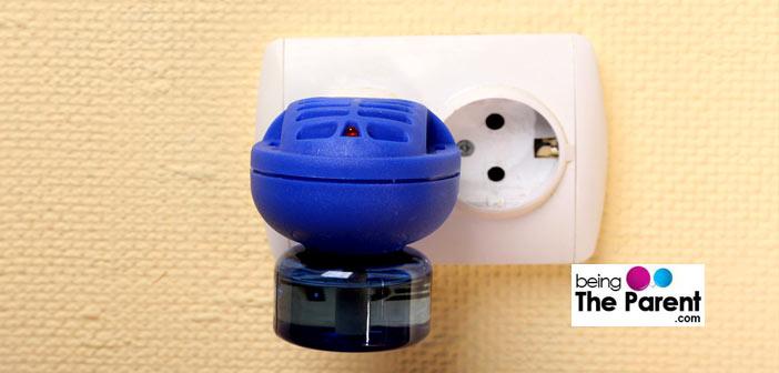 Plug in mosquito repellents