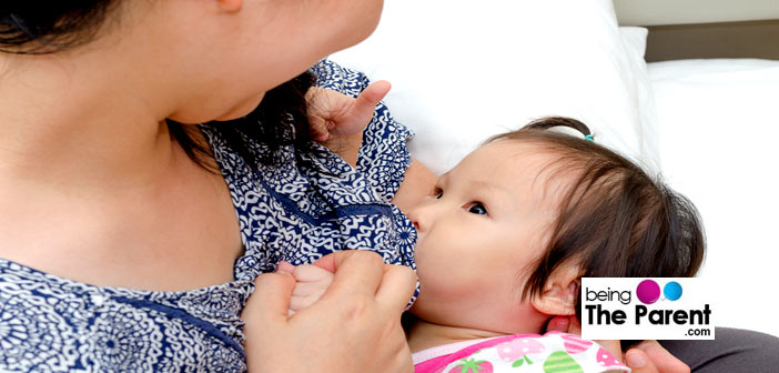 Weaning from breast