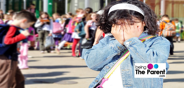 Preschool separation anxiety