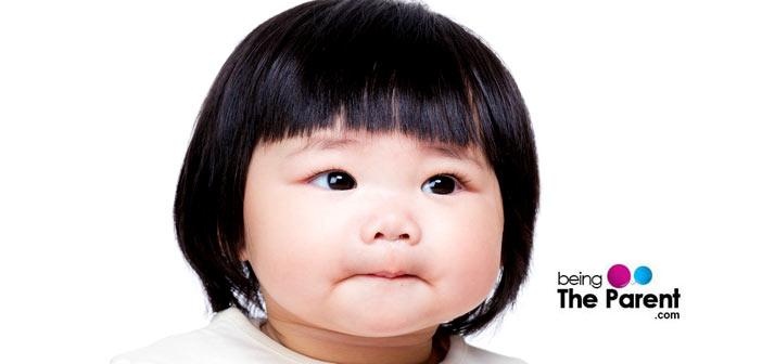 Breath-holding toddler