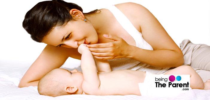 Talking to a newborn