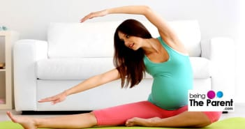 Pregnancy safe exercises