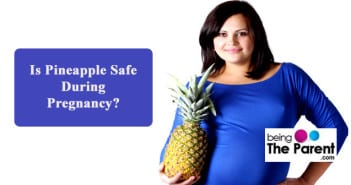 Pineapple in pregnancy