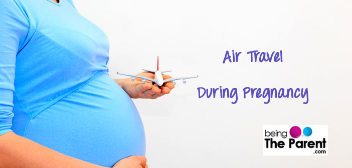 Pregnant Air Travel During First Trimester