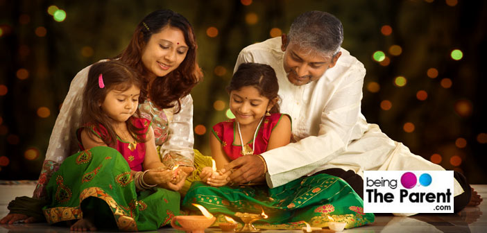 15 Tips To Ensure Your Toddler Stays Safe This Diwali