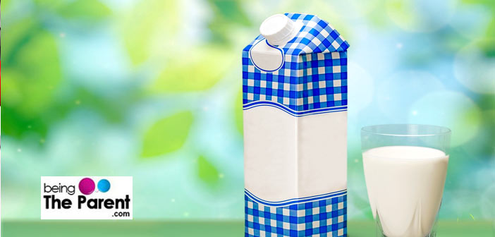 When Can I Give Packaged Milk To My Baby? | Being The Parent